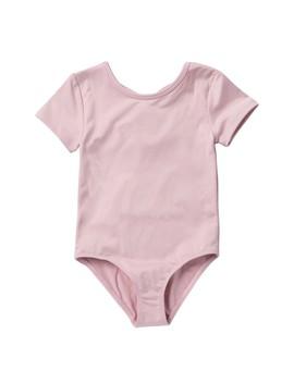 Twist Back Bodysuit (Toddler & Little Girls) by Joe Fresh