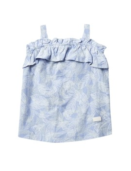 Ruffle Top (Little Girls) by 7 For All Mankind