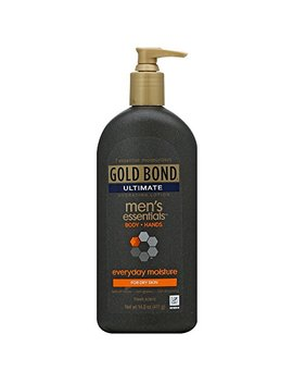 Gold Bond Hydrating Moisturizing Lotion For Men   14.5 Oz by Amazon