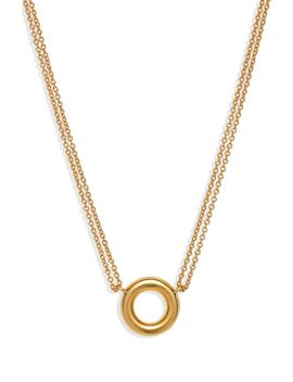Circle Chain Necklace by Madewell