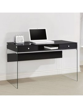 Coaster Contemporary Writing Desk, Multiple Finishes by Coaster Company