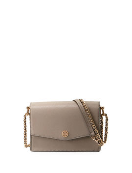 Robinson Mini Saffiano Shoulder Bag by Tory Burch