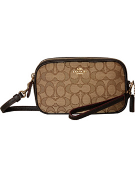 Signature Crossbody Clutch by Coach