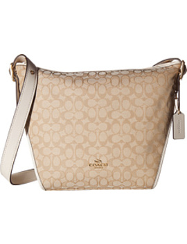 Dufflette In Signature by Coach