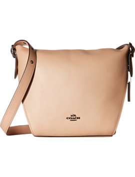 Dufflette In Natural Calf Leather by Coach