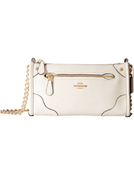 Grain Leather Mickie Crossbody by Coach