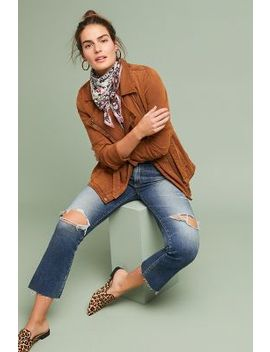 Everyday Belted Moto Jacket by Anthropologie