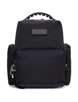 Black Tarmac Backpack by Kenzo
