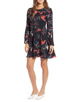 Floral Shift Dress by Halogen®