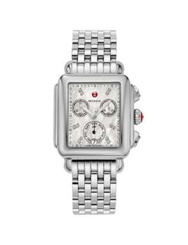 Eco Madison Diamond Dial Watch by Michele