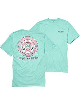 Simply Southern Women's Salty T Shirt by Simply Southern