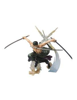 Bandai Tamashii Nations Figuarts Zero Roronoa Zoro Battle Version Rengoku Onigiri Action Figure by Bandai