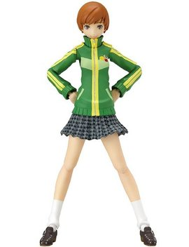 Max Factory Persona 4: Chie Satonaka Figma Action Figure by Max Factory