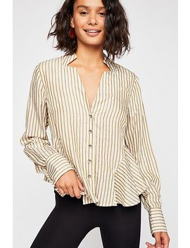 Making Memories Buttondown by Free People
