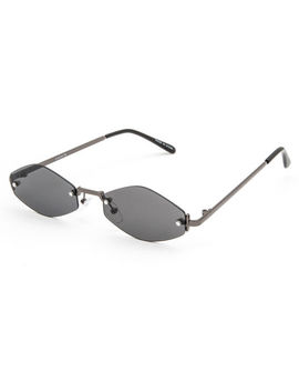 Full Tilt Laura Small Round Sunglasses by Full Tilt