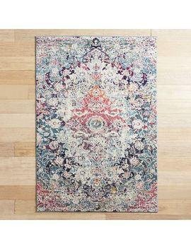 Cecily Pink Rug by Pier1 Imports