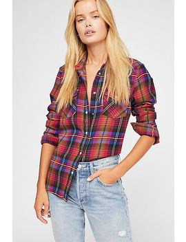 Wrangler Oversized Western Shirt by Free People