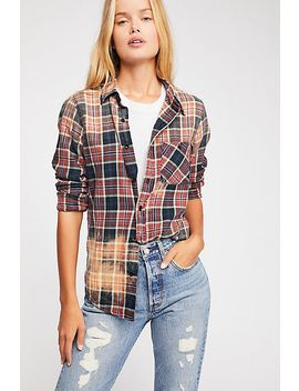 Barra Button Up Shirt by Free People