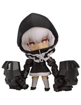 Tv Animation Black Rock Shooter Nendoroid Strength Tv Animation Ver. (Non Scale Abs & Pvc Painted Action Figure) by Good Smile