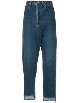Maison Mihara Yasuhirohigh Waisted Trousershome Men Maison Mihara Yasuhiro Clothing Regular Fit & Straight Leg Pantsbutton Up Cardiganhigh Waisted Trousers by Maison Mihara Yasuhiro