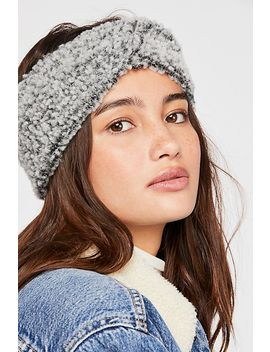 Bundle Up Headband by Free People