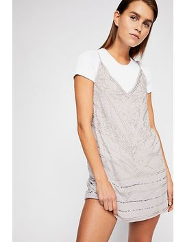 Make A Move Mini Slip by Free People