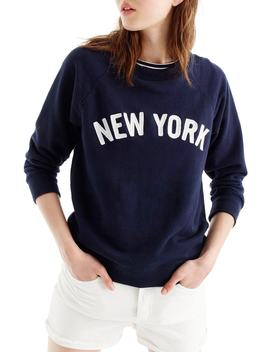 New York Sweatshirt by J.Crew