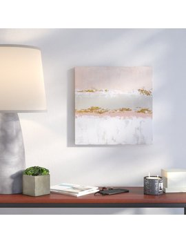 Ivy Bronx 'sedona Sunset' Print On Canvas & Reviews by Ivy Bronx