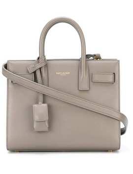 Saint Laurentnano 'sac De Jour' Totehome Women Saint Laurent Bags Tote Bags by Saint Laurent
