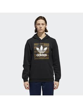 Camouflage Bb Hoodie by Adidas