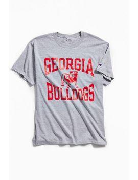 Champion Georgia Bulldogs Tee by Champion
