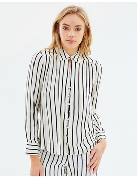 Quiet Lights Woven Shirt by Amuse Society