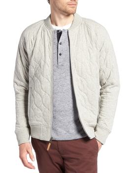 Quilted Bomber Jacket by 1901