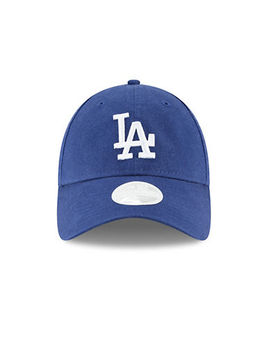 Womens Los Angeles Dodgers Preferred Pick 9 Twenty Cap by New Era