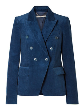 Robin Cotton Corduroy Blazer by Stella Mc Cartney
