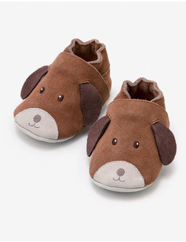 Puppy Suede Shoes by Boden