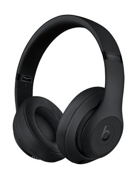 Refurbished Matte Black Beats Studio3 Wireless Bluetooth Headphones by Beats By Dre