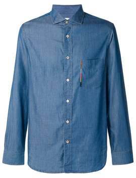 Artist Stripe Chambray Shirt by Paul Smith