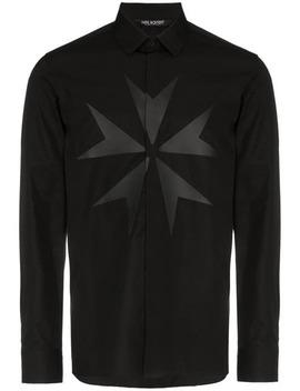 Star Shirt by Neil Barrett