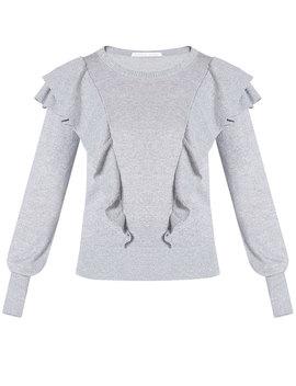 Centre Sweater Centre Sweater by Veronica Beard
