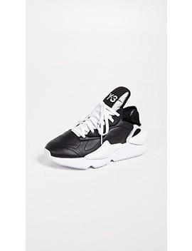 Y 3 Kaiwa Sneakers by Y 3
