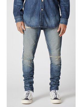 Fog   Fear Of God Essentials Skinny Taper Jeans by Pacsun