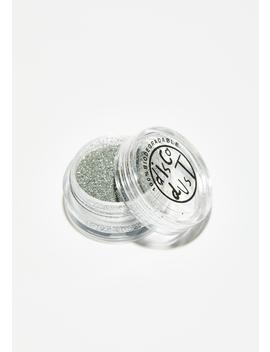 Silver Fine Biodegradable Glitter by Disco Dust London