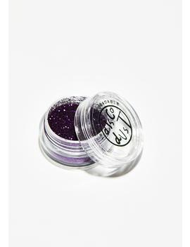 Violet Fine Biodegradable Glitter by Disco Dust London