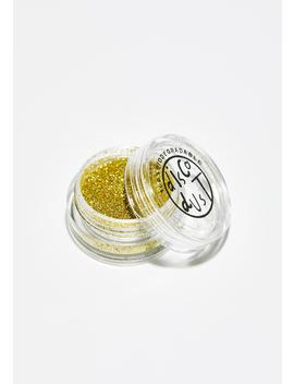 Gold Fine Biodegradable Glitter by Disco Dust London