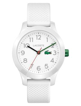Kids 12.12 Silicone Strap Watch, 32mm by Lacoste
