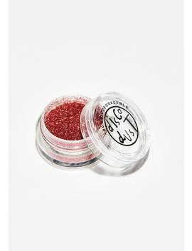Rose Pink Fine Biodegradable Glitter by Disco Dust London