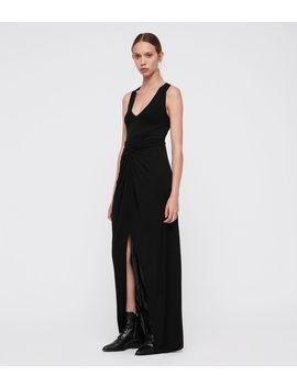 Elke Vi Maxi Dress by Allsaints