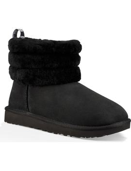 Classic Mini Fluff Quilted Shaft Boot by Ugg®
