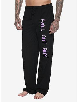Fall Out Boy Mania Guys Pajama Pants by Hot Topic